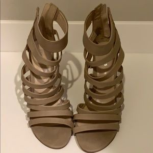 Women's Express Wedges Size 7